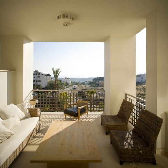 Terraza apartamento