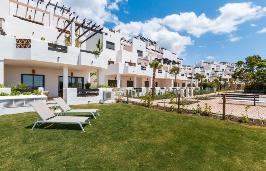 18 GARDEN SUNSET GOLF DISCOUNT PROPERTY CENTER MARBELLA