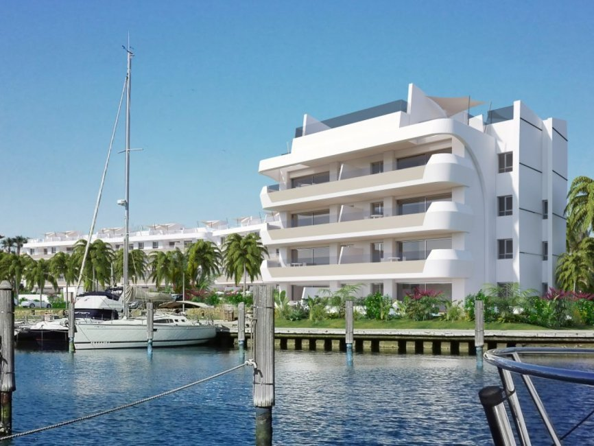 A5_Pier_apartments_Sotogrande_facade