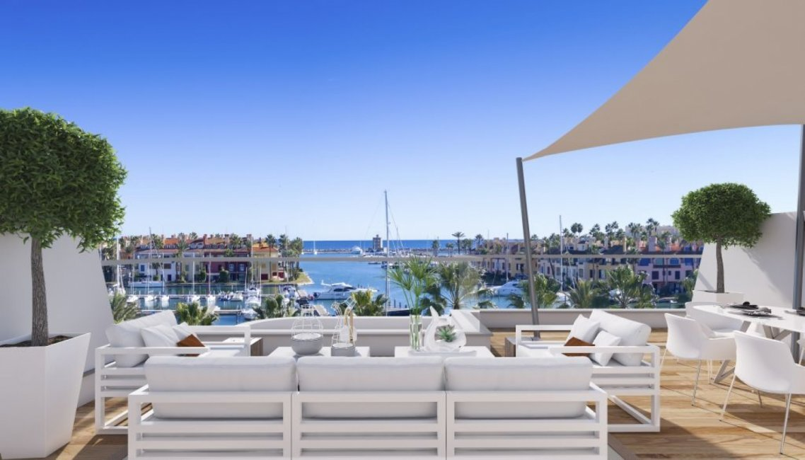 B1_Pier_apartments_Sotogrande_Terrace