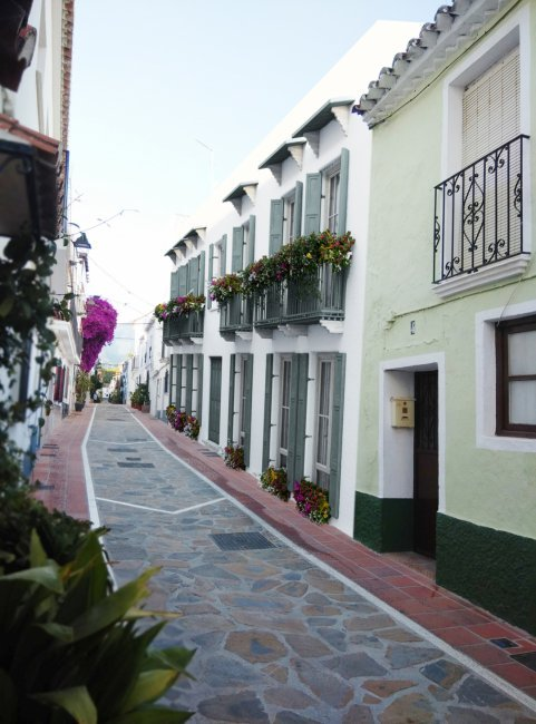 New apartments Marbella Centre Lobata street 2