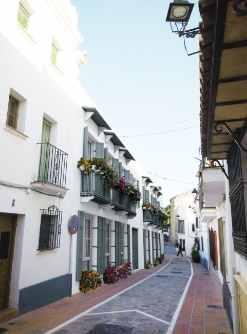 New apartments Marbella Centre Lobata street
