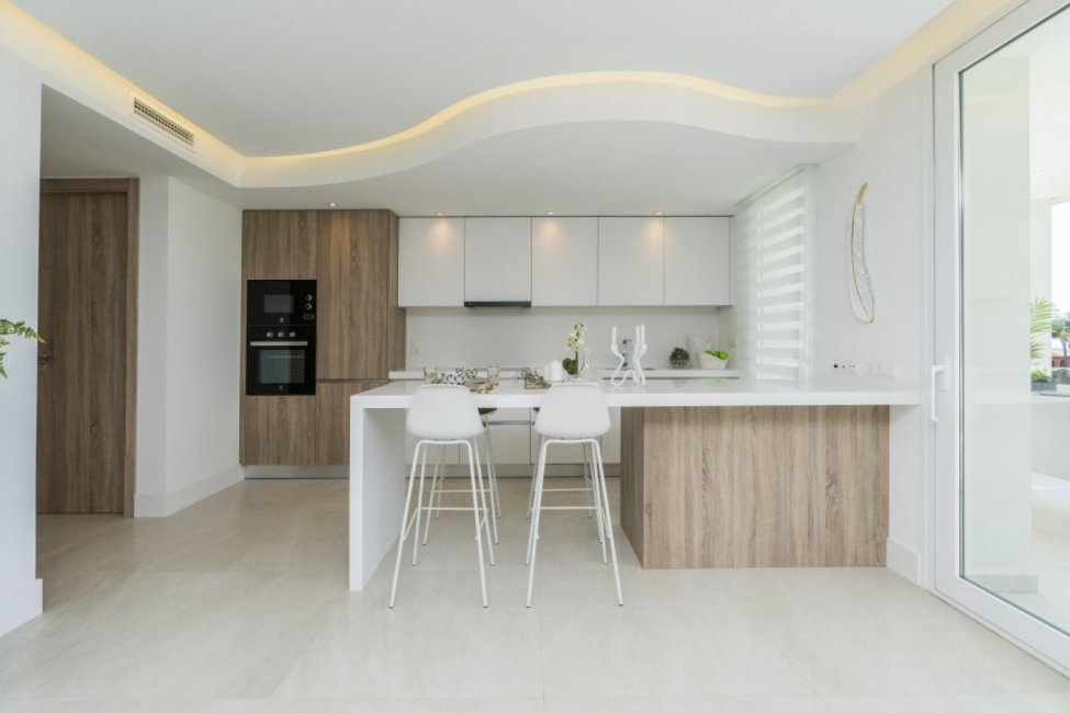 B5-Emerald Greens-apartments-San Roque-Kitchen