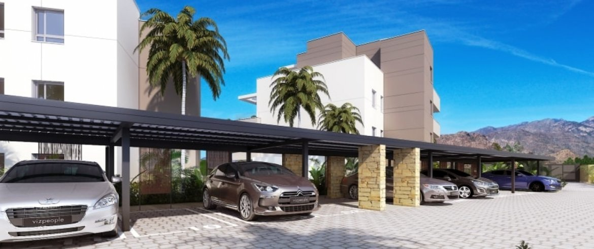 C3_Sun_Valley_apartments_Cala Resort_parking