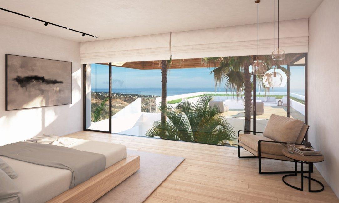 Dormitorio Villa Grerta