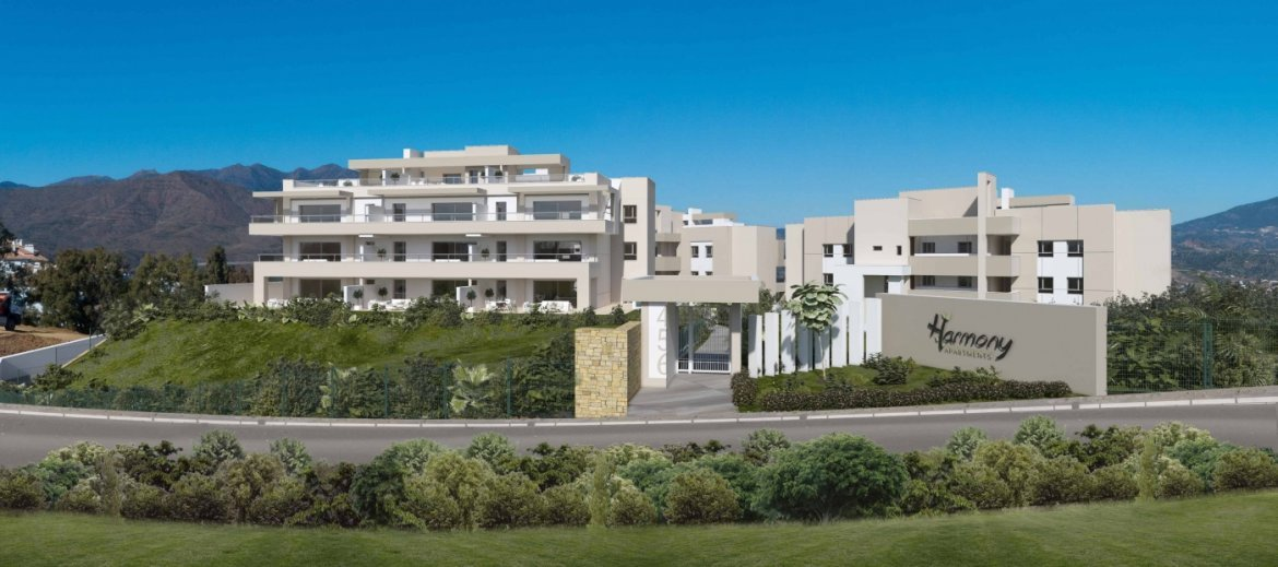 A2_Harmony_apartments_La _Cala_Golf_exterior