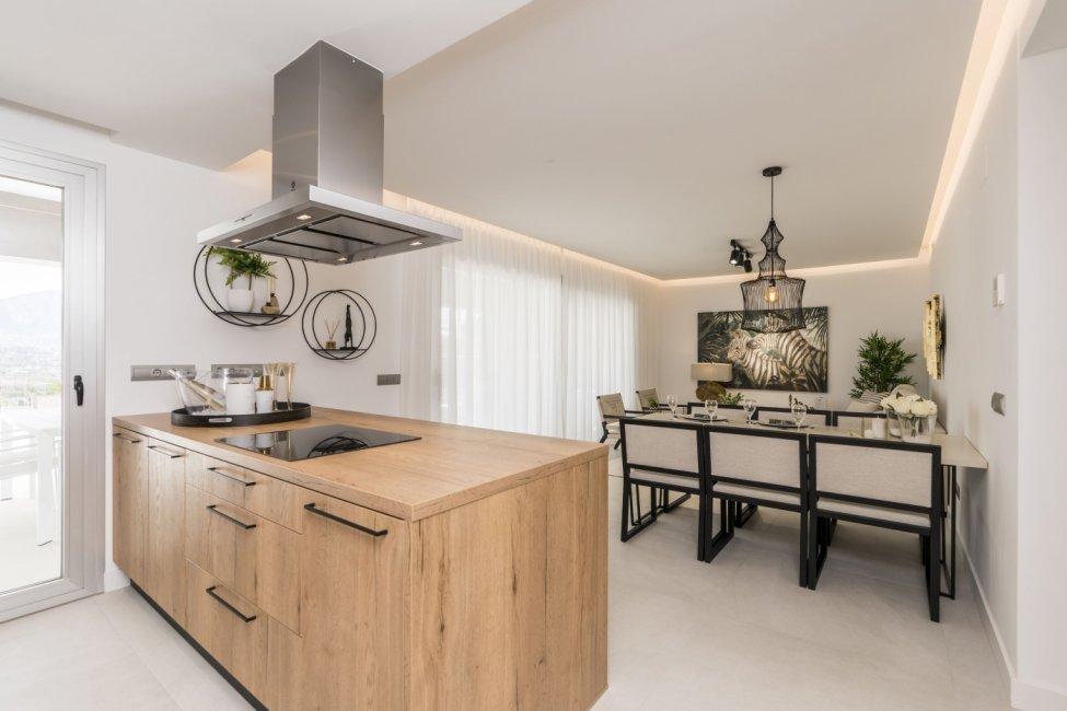 B6_Harmony_apartments_La _Cala_Golf_Kitchen