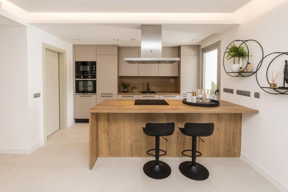 B9_Harmony_apartments_La _Cala_Golf_Kitchen