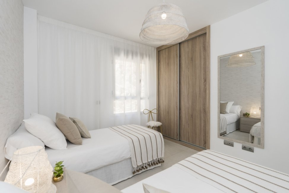 B16_Harmony_apartments_La _Cala_Golf_bedroom