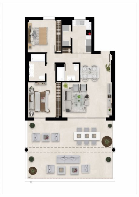 Plan_1_Harmony_apartments_2_beds_Groundfloor